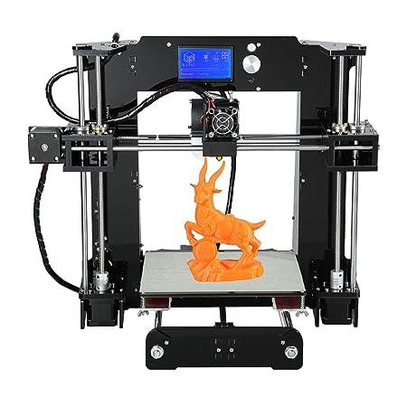 LinZec A6 Impresora 3D, Alta PrecisióN 3D EstéReo DIY Kit De ...