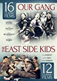 28 Classic Films: The East Side Kids V.1 with bonus Our Gang