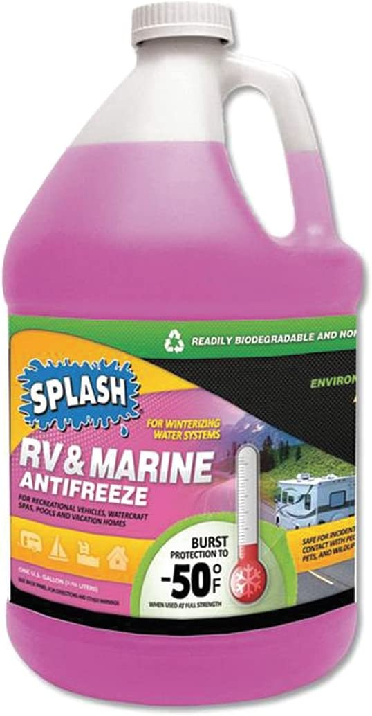 飞溅RV /海洋防冻剂
