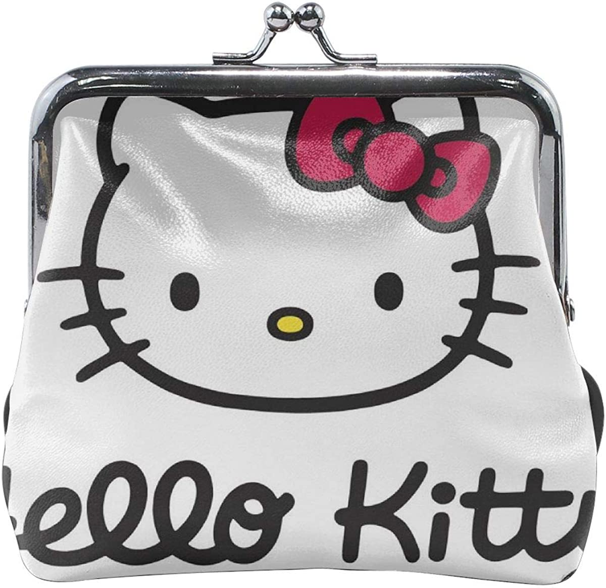 HELLO KITTY COIN CHANGE PURSE-STURDY WITH CLASP FREE SHIPPING USA-STYLE 2