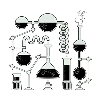 Easy Science Art Drawing