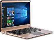 Notebook Multilaser 13.3 Pol 4Gb 64Gb Windows 10 Dual Core Dourado - PC223, Multilaser, PC223, Intel Celeron N3350, 4GB GB RAM, Tela