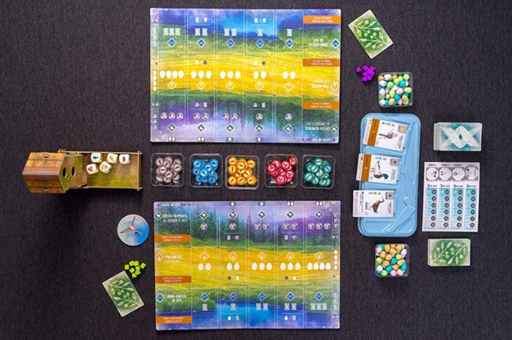 Wingspan Board Game Juegos de Stonemaier: Amazon.es: Hogar
