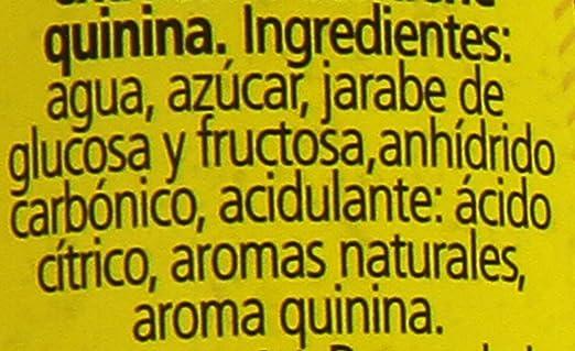 Schweppes Agua Tónica, 1L