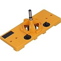 Houtbewerking Punch Locator, True Position Gereedschap Perforator 35mm Scharniergat Verstelbare Scharnier Boormal, DIY…