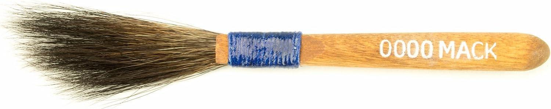Mack série 10 Original Mack écureuil cheveux épée entrelacement Brush # 3