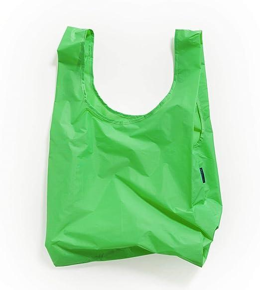 BAGGU Standard Reusable Shopping Bag Eco-friendly Foldable 3 Colors