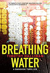 Breathing Water (Poke Rafferty Thriller Book 3)