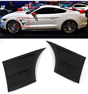 Amazon com: Fits For 2015-2018 Ford Mustang GT Style Rear Fender