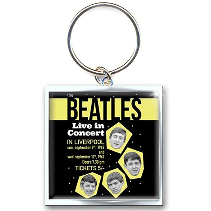 The Beatles Live in Concert John Lennon llavero con licencia ...