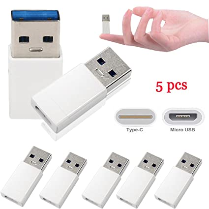 1pc USB-C Female to USB 3.0 Male Port Adapter USB 3.1 Type C to Type-A Convertor
