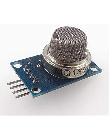 HW-113MQ-135 Módulo sensor de detección de calidad del aire - Gris