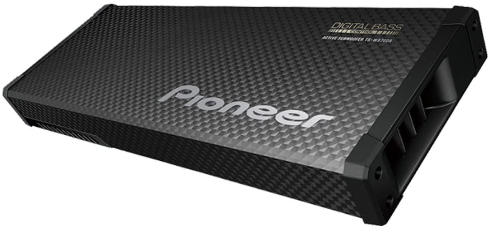 Pioneer TS-WX70DA car Audio, Black