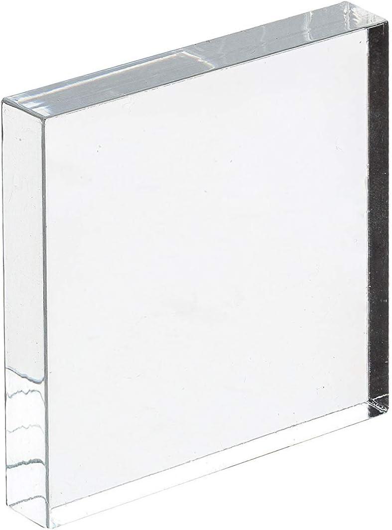 Eh Design Plaque De Plexiglas En Acrylique Transparent