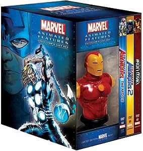 Marvel Animated Gft-dvd