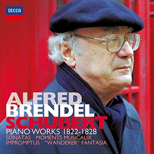 - Schubert: Piano Works: Sonatas / Moments Musicaux / Impromptus / 'Wanderer' Fantasia