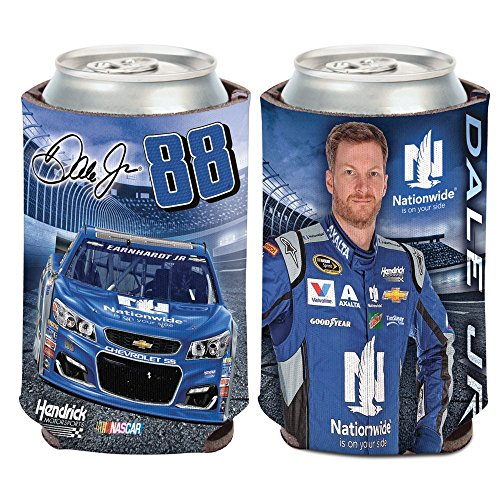 NASCAR Dale Earnhardt Jr 42763015 Can Cooler, 12 oz