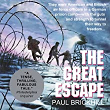 The Great Escape Audiobook by Paul Brickhill Narrated by Robert Whitfield