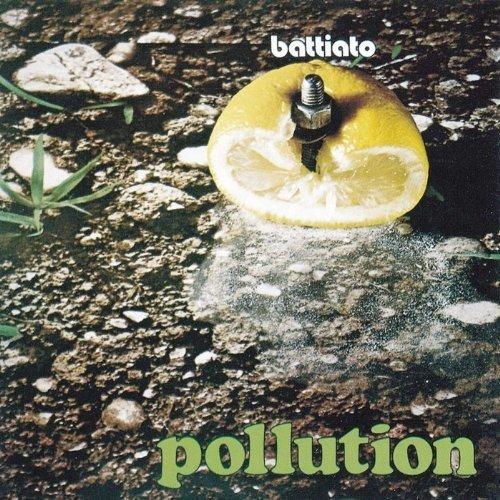 Franco Battiato - Pollution (Italy - Import)