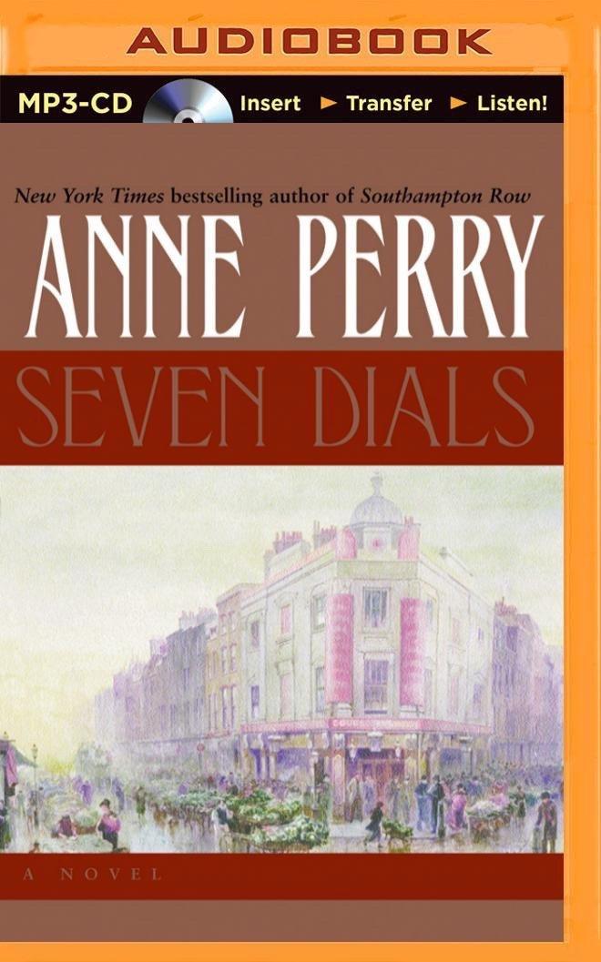 Seven Dials (Charlotte and Thomas Pitt) pdf epub