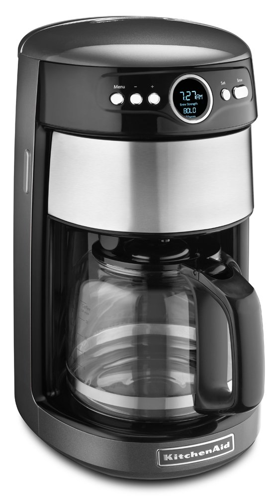 top rated coffee maker with removable water tank