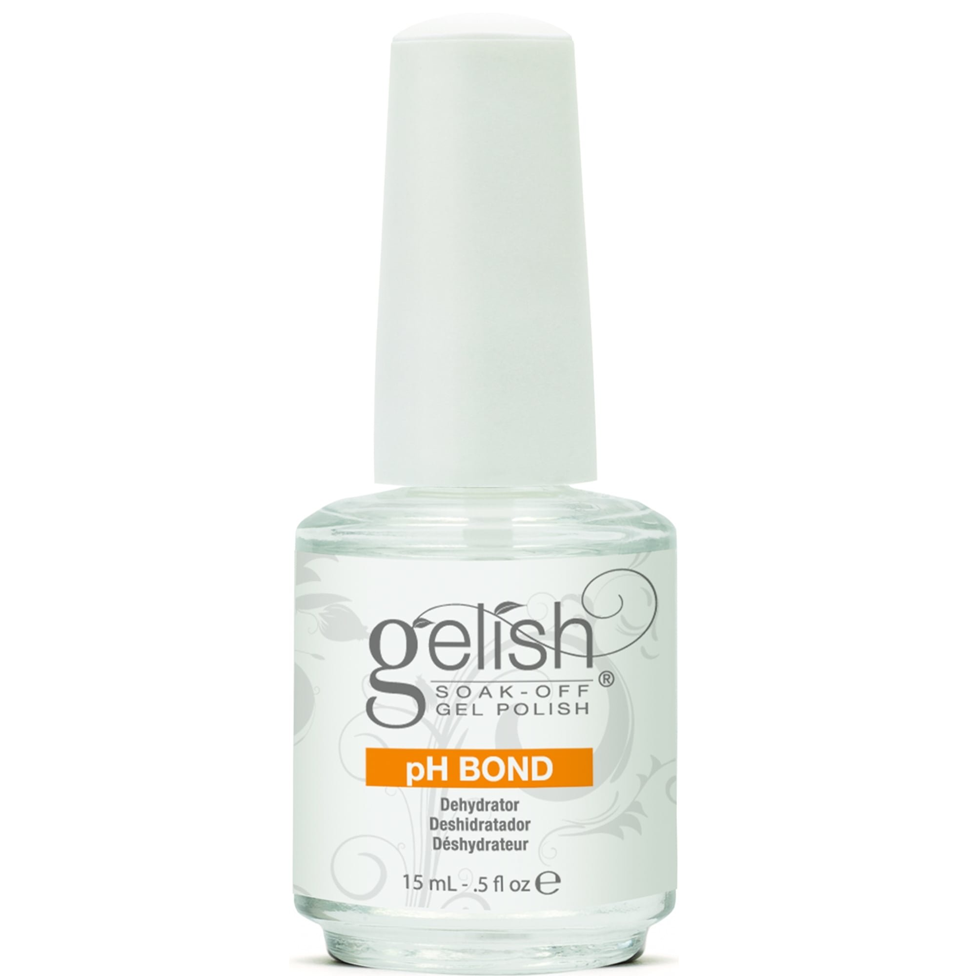 amazon com gelish nourish nail cuticle hydrating natural oil
