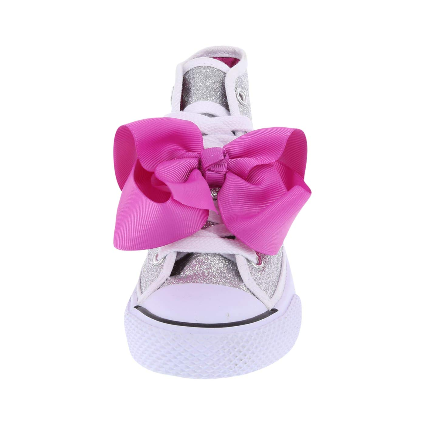 Nickelodeon Shoes Silver Girls JoJo Legacee Sneaker High-Top 2.5 Regular 174578025