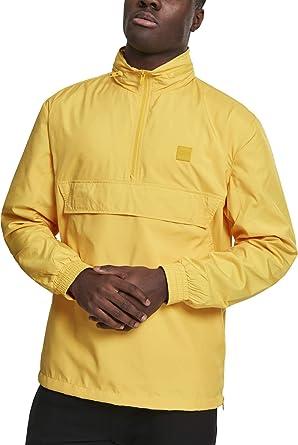 Urban Classics Hidden Hood Pull Over Jacket Chaqueta para Hombre