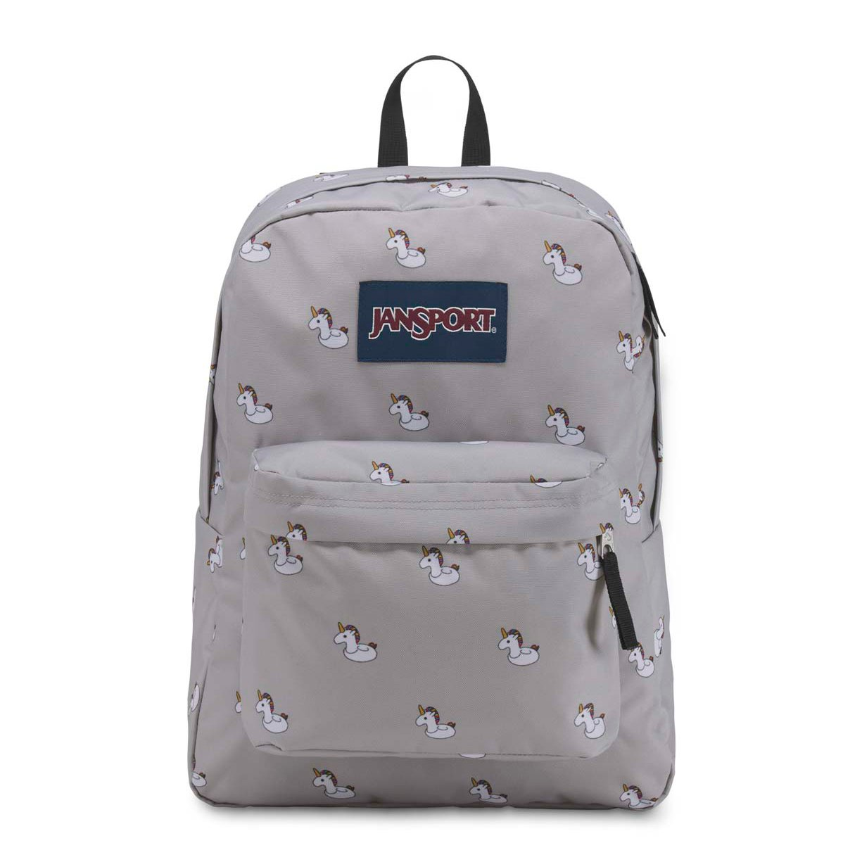 JanSport Unisex Superbreak Back Pack, Unicorn, One Size