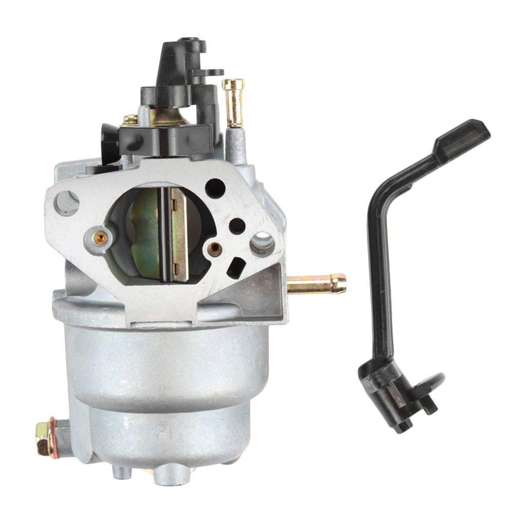 Amazon.com : Carburetor with Air Fuel Filter for Generac GP5000 GP5500  GP6500 GP6500E GP7500E 389cc 8125W 0J58620157 Jingke Huayi Kinzo Ruixing  13HP 14HP ...