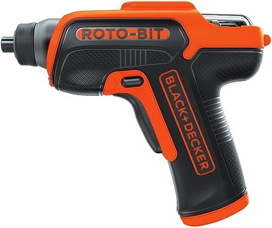 Amazon.com: Black & Decker BDCS50C Roto-BIT - Destornillador ...