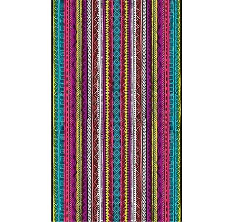 Veracruz Toalla de Playa Grande de 100x170 cm, Tejido Algodón Egipcio 100%, Multicolor, 100 x 170 cm: Amazon.es: Hogar