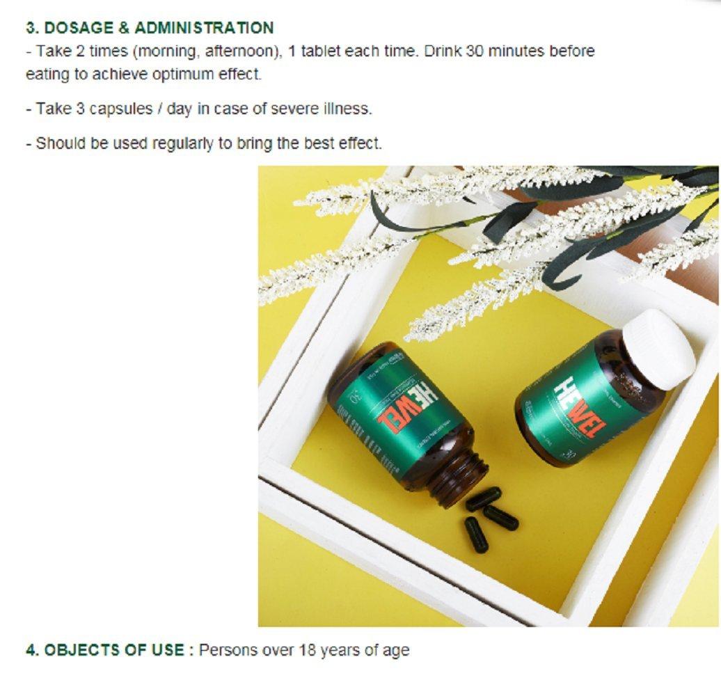 Amazon.com: Hewel X 2 botellas – mantiene la salud del ...