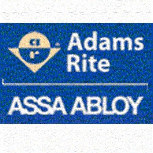 Adams Rite 4591-01-00-628 Aluminum Door Trim, 6.375'' Length by Adams Rite (Image #1)