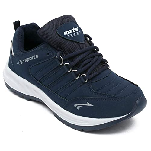 1c4fd441d3 ETHICS Perfect Ultra Lite Sport Shoes for Men  Buy Online at Low Prices in  India - Amazon.in