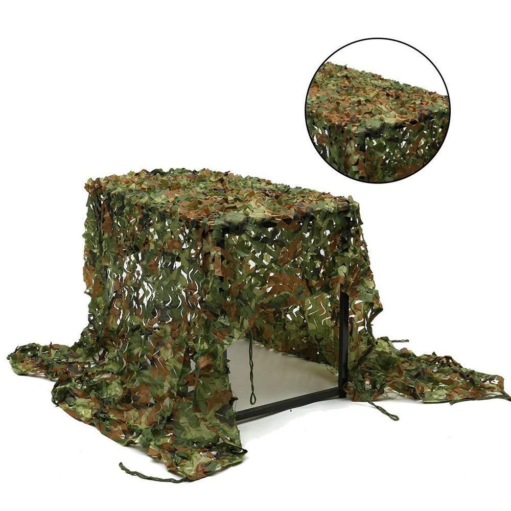 【35%OFF】 迷彩ネット、迷彩日除け日焼け止めメッシュ日焼け止めテント、写真装飾ガーデンに最適隠すキャンプ軍隊変装狩猟射撃、複数 さいず 7m×7m (サイズ、ウッドランド (サイズ さいず : 10m×50m) B07QCS63CD 7m×7m 7m×7m, セレクトサニー:72cfd908 --- arianechie.dominiotemporario.com