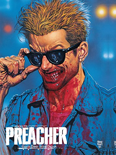 Absolute Preacher Vol. 1 -