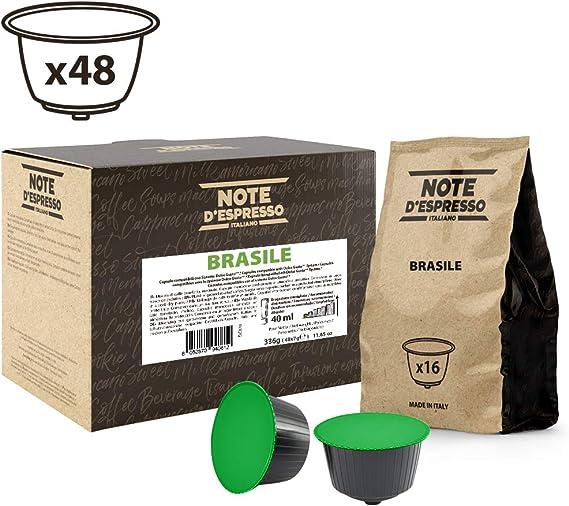 Note DEspresso - Cápsulas de café de Brasil Exclusivamente ...