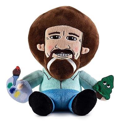Kidrobot Phunny Plush - Bob Ross: Toys & Games