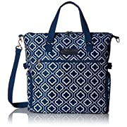 Sarah Wells  Lizzy  Breast Pump Bag (Navy)