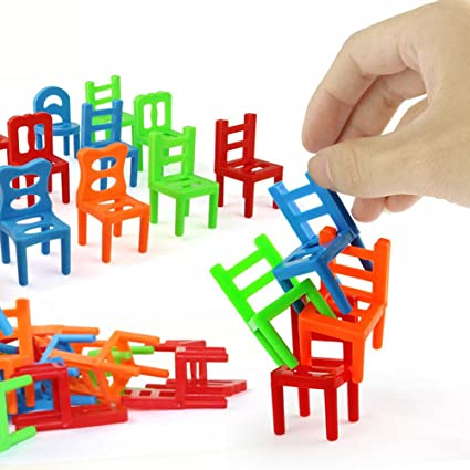 Balance Chairs Board Game Children Educational Toy Gift Developmental  Intelligence Toy For Kids Puzzle Educational Learning