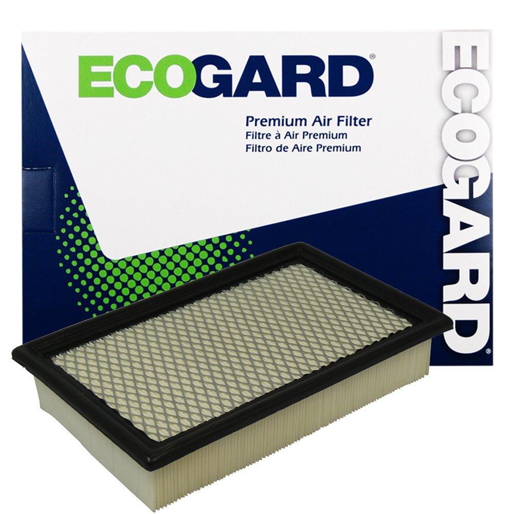 Ecogard Xa5418 Premium Engine Air Filter Fits Ford Fuel For 2005 Sport Trac Explorer Mercury Mountaineer Lincoln Aviator Automotive