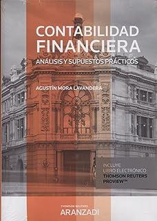 Contabilidad Financiera (Papel + e-book): Análisis y supuestos prácticos (Gran