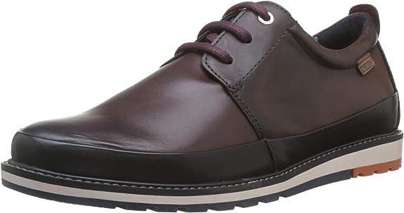 TALLA 39 EU. Pikolinos Berna M8j, Zapatos de Cordones Derby Hombre