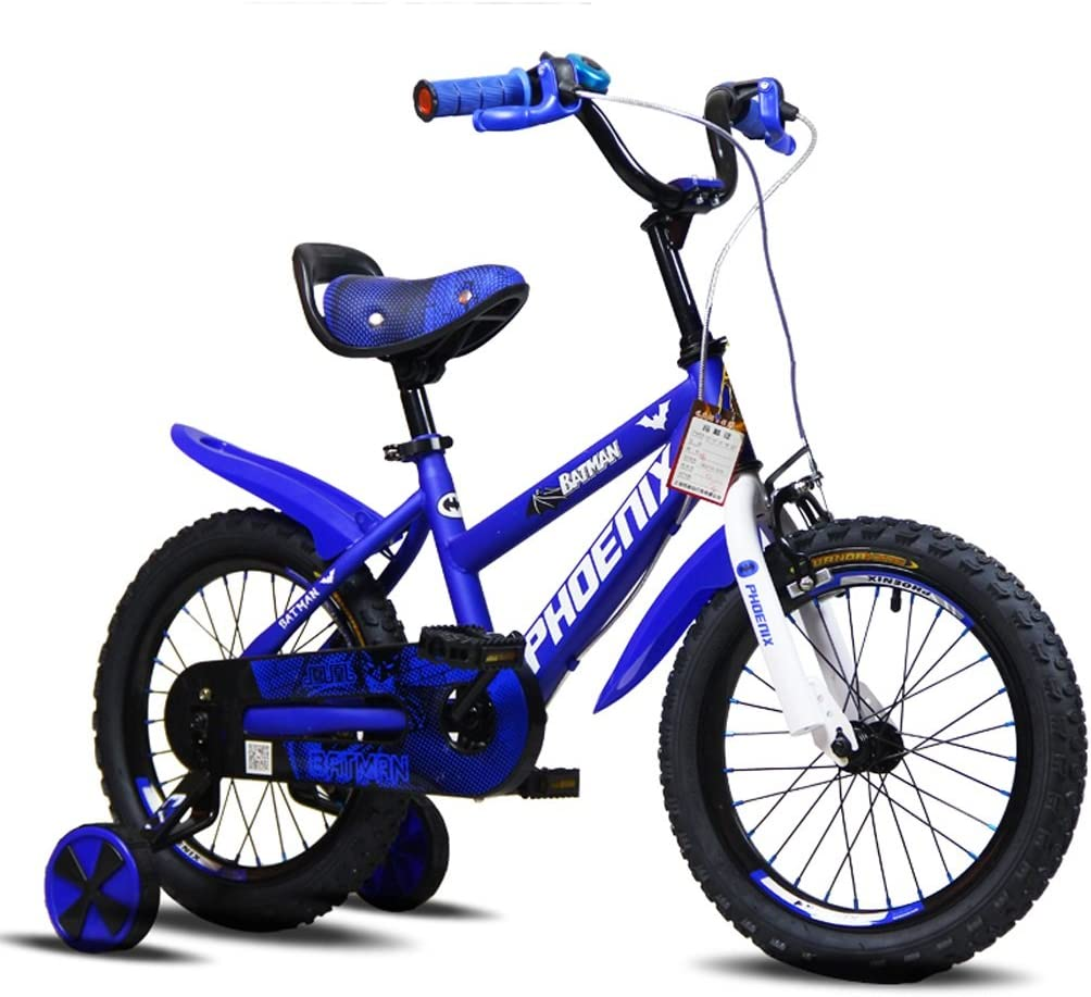 Bicicletas para niños Bicicletas 16/12/12/18 Pulgadas triciclos para niñas Bicicletas al Aire Libre para Salidas para niños vehículos para niños de 2-3-6-8 años (Azul) (Size : 12 Inches) : Amazon.es: Juguetes y juegos