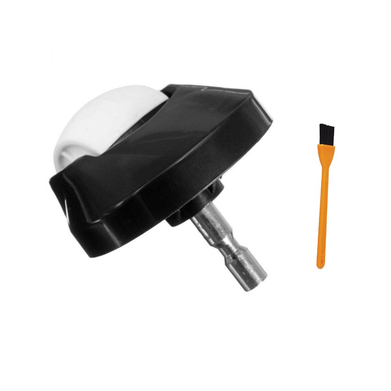 1PCS Rueda Delantera para iRobot Roomba 980 960 966 886 880 860 770 780 650 - Accesorios de repuesto para iRobot Roomba 500, 600, 700, 800 y 900 Repuestos ...