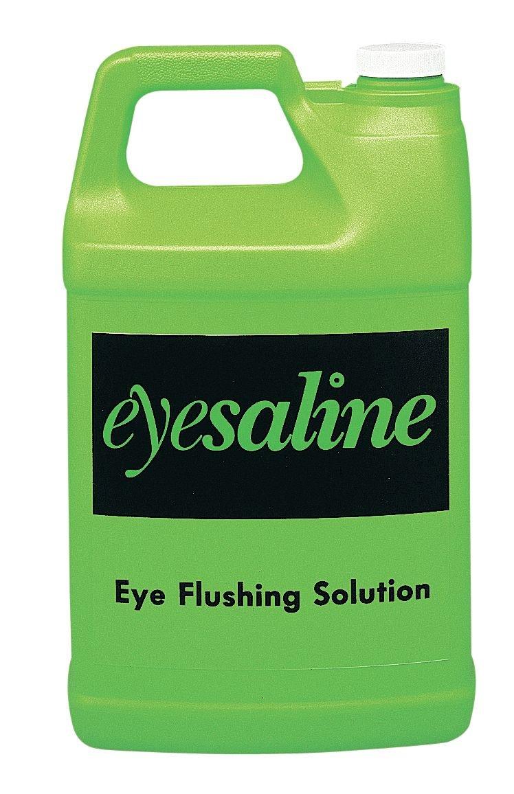 Eye Wash Saline Solution, 1 gal. supplier