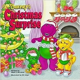 Barney's Christmas Surprise (Barney): Mark Bernthal, Bill Alger ...