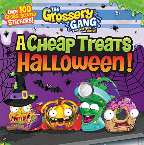 The Grossery Gang: A Cheap Treats Halloween! -