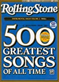 Selections from Rolling Stone Magazine's 500 Greatest Songs of All Time (Instrumental Solos for Strings), Vol 2, Alfred Publishing Staff, 0739054856